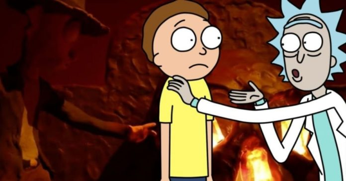 A surprise collaboration between Ricky and Morty with Indiana Jones for Season 5 promo video!