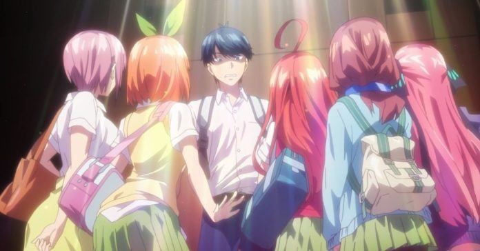 Who does Fuutarou from Gotoubun no Hanayome end up marrying?