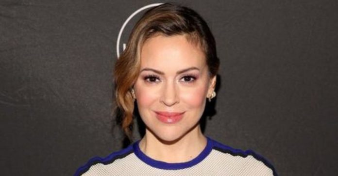 Alyssa Milano Met A Terrible Car Accident With Her Uncle