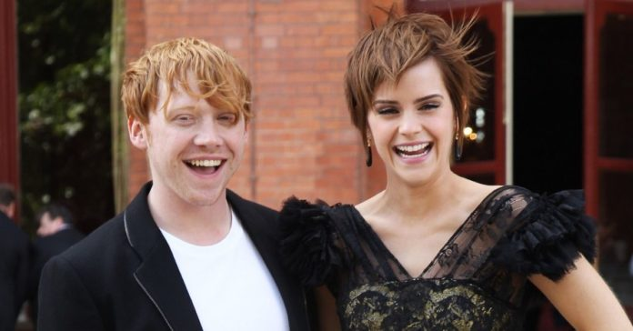 Harry Potter: Emma Watson Threw Rupert Grint Out Of The Set! Flashback To The Story