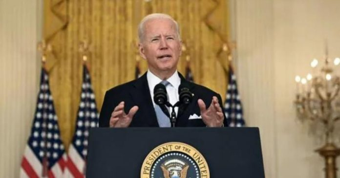 US President Biden says a new attack in Afghanistan is