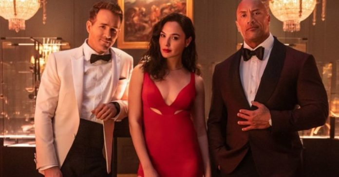 Red Notice: Netflix Reveals Release Date And Trailer