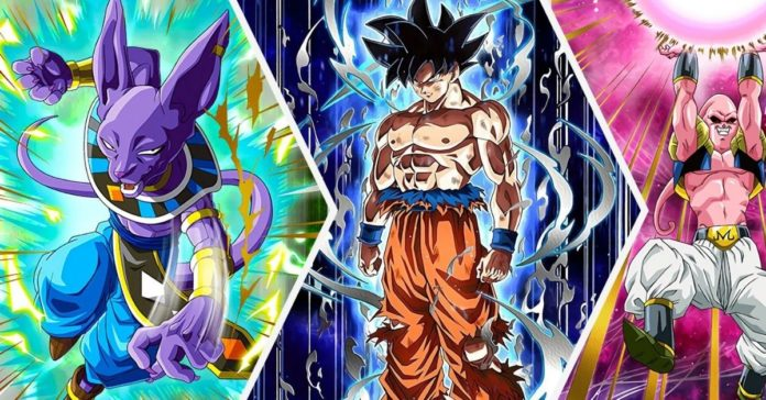 Top Strongest Dragon Ball Z Characters Ranked