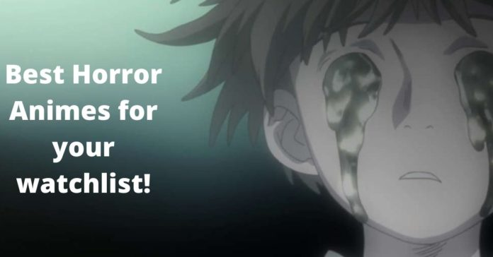 Best Horror Animes for your watchlist!
