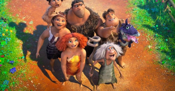 Where can you stream Croods 2?